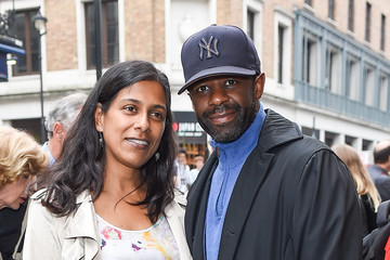Adrian Lester Nina Raine's 'Consent' Opening Night - Arrivals