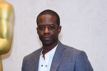 Adrian Lester The Academy Of Motion Picture Arts And Sciences New Members Reception - Red Carpet Arrivals