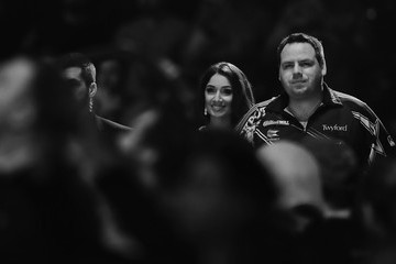 Adrian Lewis 2017 William Hill PDC World Darts Championships - Day Nine