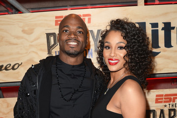 Adrian Peterson 13th Annual ESPN The Party - Arrivals