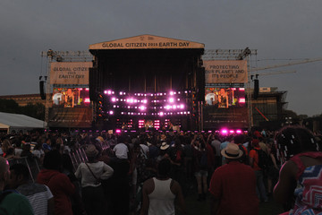 Adrian Young Global Citizen 2015 Earth Day On National Mall To End Extreme Poverty And Solve Climate Change - Show