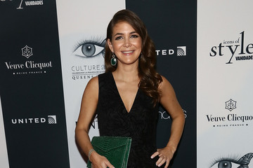 Adriana Castro Arrivals at the Icons of Style Gala