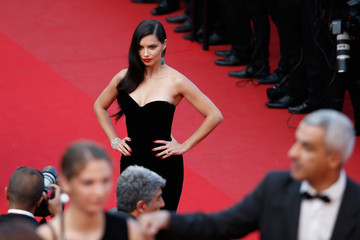 Adriana Lima 'Sicario' Premiere - The 68th Annual Cannes Film Festival