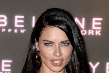 Adriana Lima Maybelline Bring on the Night Party