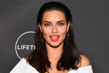 Adriana Lima Lifetime Hosts Cocktails and a Conversation to Celebrate the Premiere of 'American Beauty Star'