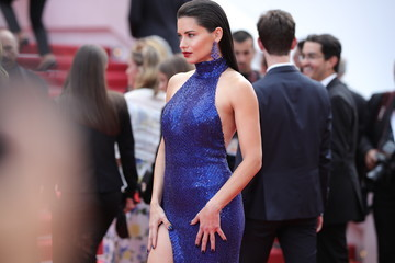 Adriana Lima 'Oh Mercy! (Roubaix, Une Lumiere)'Red Carpet - The 72nd Annual Cannes Film Festival