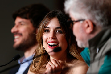 Adriana Ugarte 'Julieta' Press Conference - The 69th Annual Cannes Film Festival
