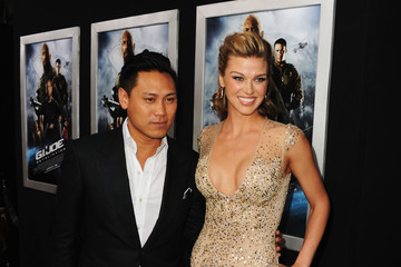 Adrianne Palicki 'G.I. Joe: Retaliation' Premieres in Hollywood