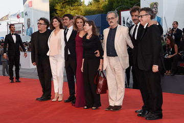 Adriano Giannini Closing Ceremony and 'Lao Pao Er' Premiere - 72nd Venice Film Festival
