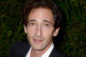 Adrien Brody Chanel And Charles Finch Pre-Oscar Dinner