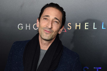 Adrien Brody Paramount Pictures & DreamWorks Pictures Host The ...  Adrien Brody