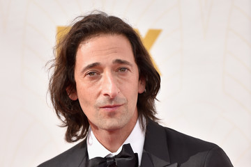 Adrien Brody 67th Annual Emmy Awards - Red Carpet
