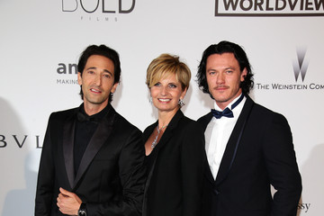 Adrien Brody Arrivals at the Cinema Against AIDS Gala
