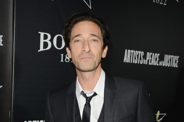 Adrien Brody Hollywood Domino and Bovet 1822 Gala