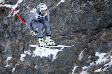 Adrien Theaux Audi FIS Alpine Ski World Cup - Men's Downhill Training