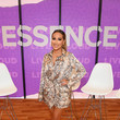 Adrienne Bailon 2021 ESSENCE Festival Of Culture Presented By Coca-Cola - Week 2 Preview