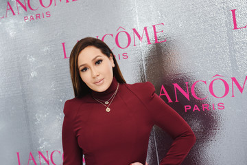 Adrienne Bailon Lancôme x Vogue Holiday Event