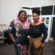 Adrienne C. Moore Backstage Creations Celebrity Retreat At New York Comic Con - Day 1