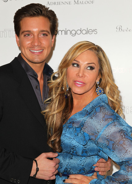 Sean Stewart & Adrienne Maloof Dating — Age Is Just A Number ...