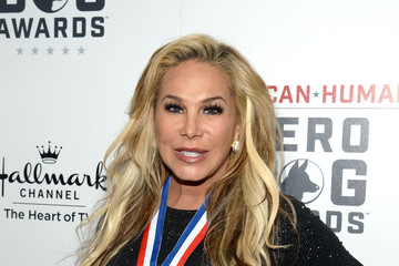 Adrienne Maloof Sixth Annual American Humane Association Hero Dog Awards - Arrivals