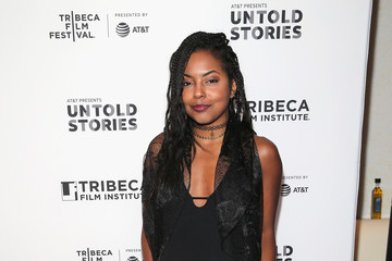 Adrienne Warren AT&T and Tribeca Host Luncheon AT&T Presents: Untold Stories - an Inclusive Film Program in Collaboration With Tribeca