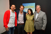 Eric Andre, Abbi Jacobson, Nat Faxon and Matt Groening  speak onstage at the Netflix Adult Animation Q&A and Reception on April 20, 2019 in Hollywood, California.