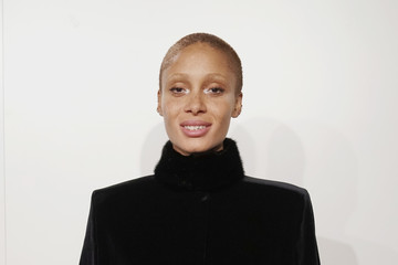 Adwoa Aboah Fendi - Backstage - Milan Fashion Week Fall/Winter 2018/19