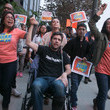 Ady Barkan Los Angeles Supports a Dream Act Now!