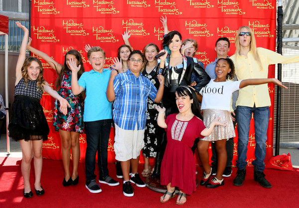 Merlin's Magic Wand Children's Charity And Madame Tussauds Hollywood Welcome Children For A Magical Day Out
