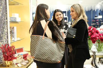 Aerin Lauder Aerin Lauder Home For The Holidays Pop-Up Launch At Saks