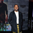 Affion Crockett Premiere Of Columbia Pictures'