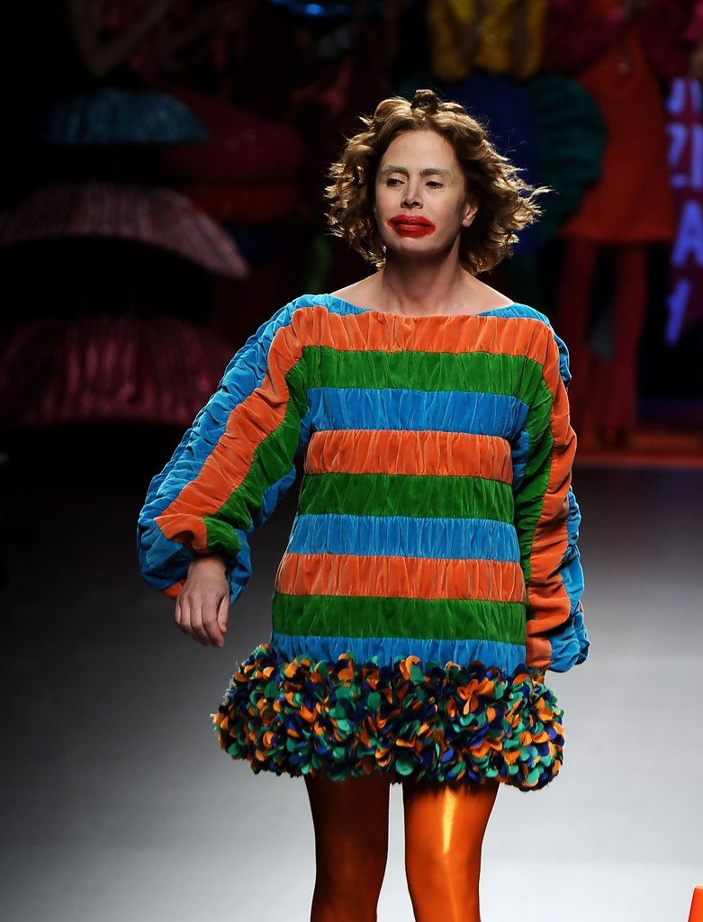 Agatha Ruiz Dela Prada Madrid Fashion Week