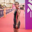 """Agathe Rousselle """"Nouvel Hollywood"""" Prize And """"Flag Day"""" Premiere - The 47th Deauville American Film Festival"""