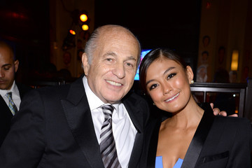 Agnez Mo Stars at Sony's Post-Grammy Reception