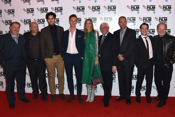 Agyness Deyn 'Sunset Song' - Red Carpet - BFI London Film Festival