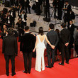 Ah-in Yoo 'Dogman' Red Carpet Arrivals - The 71st Annual Cannes Film Festival