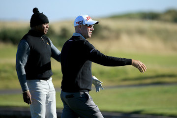 Ahmad Rashad Alfred Dunhill Links Championship - Day One