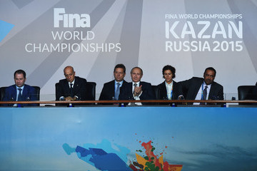 Ahmed Al-Fahad Al-Ahmed Al-Sabah Opening Ceremony - 16th FINA World Championships