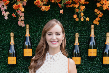 Ahna O'Reilly The Tenth Annual Veuve Clicquot Polo Classic - Arrivals