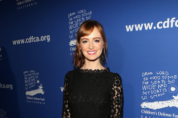 Ahna O'Reilly Arrivals at the Beat the Odds Awards