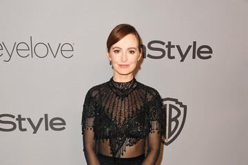 Ahna O'Reilly Warner Bros. Pictures And InStyle Host 19th Annual Post-Golden Globes Party - Arrivals