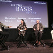 Ai-Jen Poo Justin Baldoni And Ai-Jen Poo Speak On Caregiving And Masculinity At 'On The Basis Of Sex' Screening