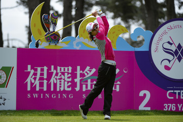Ai Miyazato Swinging Skirts LPGA Classic - Round Three
