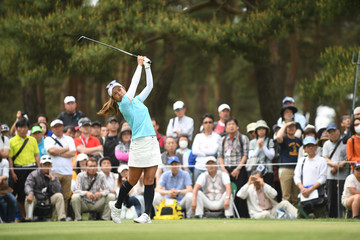 Ai Miyazato World Ladies Championship Salonpas Cup - Day 4