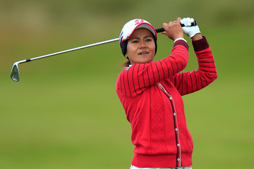 Ai Miyazato Ricoh Women's British Open - Day One