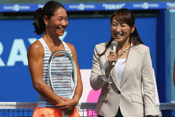 Ai Sugiyama Toray Pan Pacific Open - Day 1