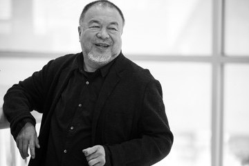 """Ai Weiwei Ai Weiwei Speaks At Panel Discussion """"Ich bin ein Hongkonger! Protecting Human Rights and Democracy"""""""