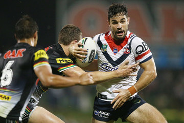 Aidan Guerra NRL Rd 3 - Panthers v Roosters
