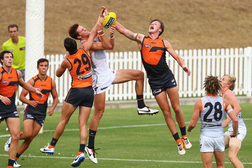 Aiden Corr GWS Giants Intra-Club Match