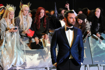 Aiden Turner 'The Hobbit: The Battle of the Five Armies' Premiere — Part 3